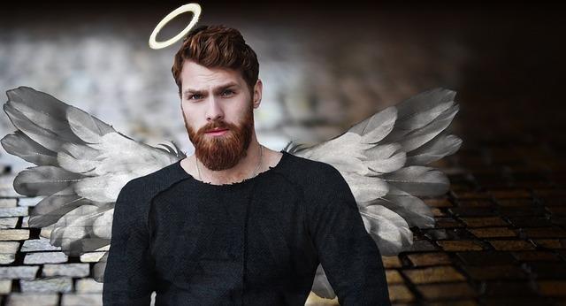skrytý anděl