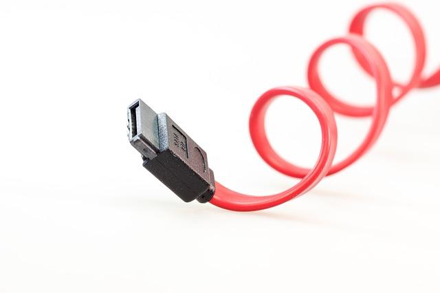 kroucený kabel