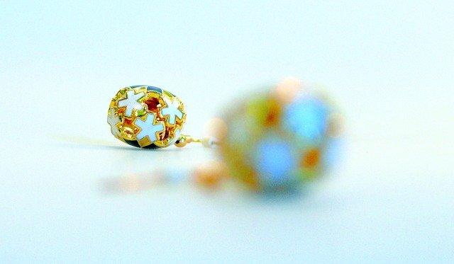 Šperky z chleba od Elišky Lhotské