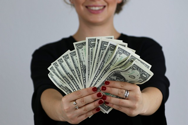 Když dojdou peníze