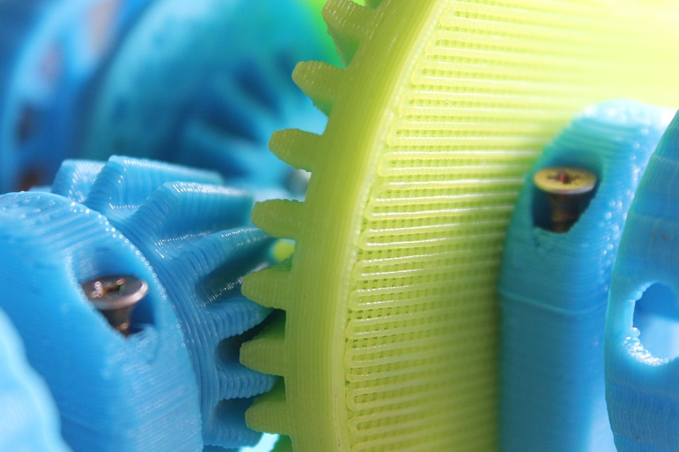 Získejte výrobky z 3D tisku