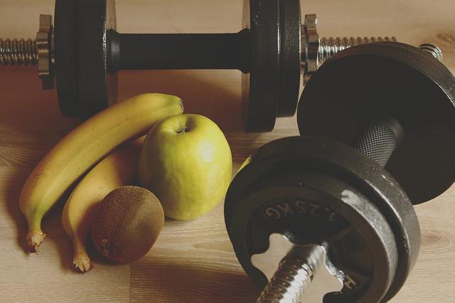 pohyb a zdravá strava